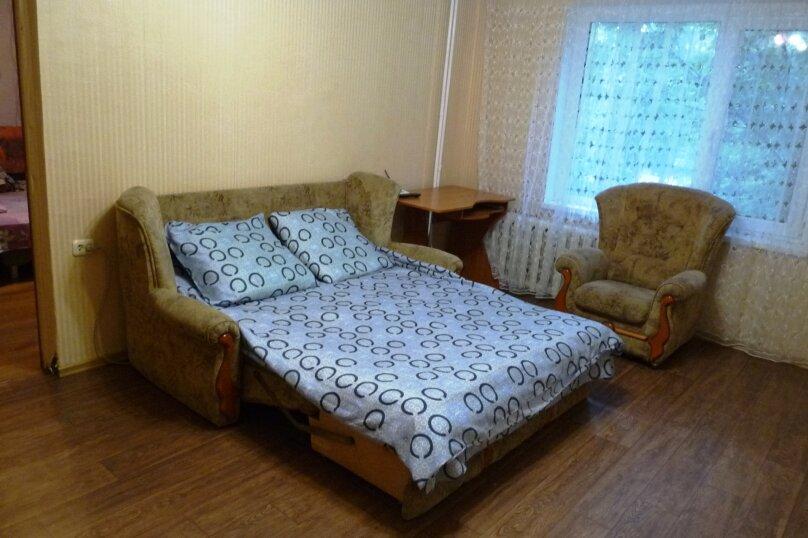 2-комн. квартира, 52 кв.м. на 4 человека, проспект Генерала Острякова, 240, Севастополь - Фотография 10