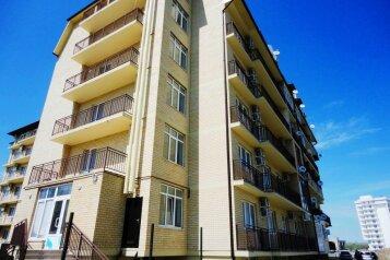 1-комн. квартира, 24 кв.м. на 4 человека, Пионерский проспект, 104, Джемете - Фотография 1