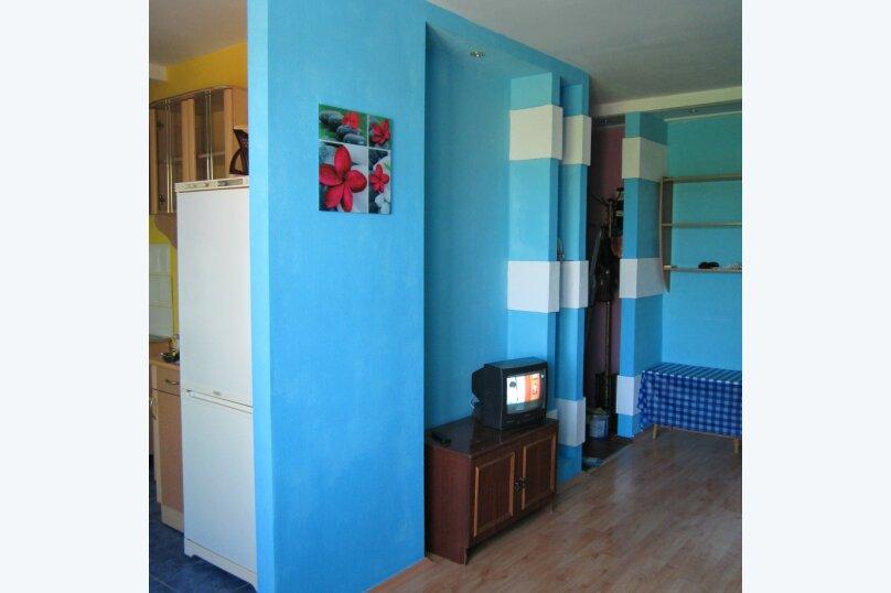 1-комн. квартира, 30 кв.м. на 4 человека, Мечниковский переулок, 9, Таганрог - Фотография 9