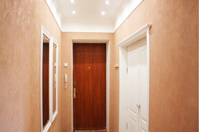 2-комн. квартира, 48 кв.м. на 6 человек, улица Руданского, 18, Ялта - Фотография 1