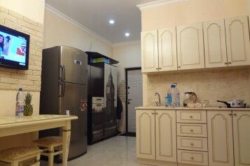 1-комн. квартира, 39 кв.м. на 4 человека, Крымская улица, Геленджик - Фотография 1