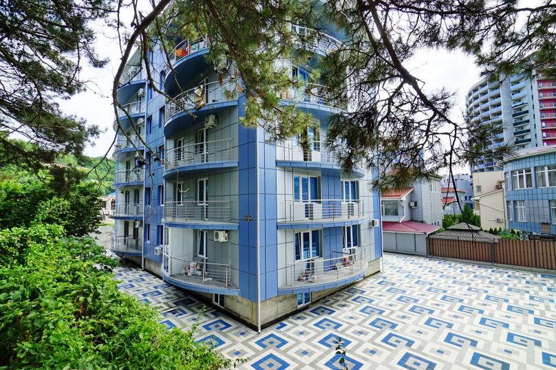 1-комн. квартира, 28 кв.м. на 4 человека, Звездный квартал, 11, Ольгинка - Фотография 4