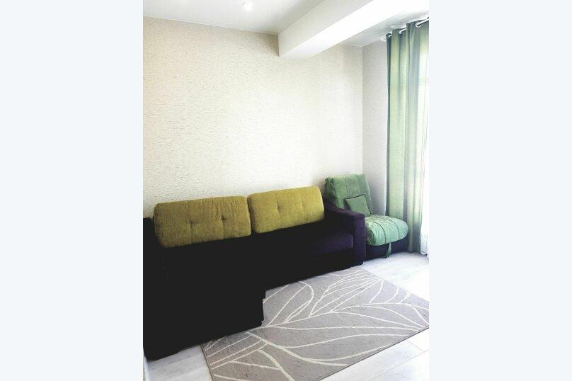 1-комн. квартира, 27 кв.м. на 3 человека, улица Просвещения, 148, Адлер - Фотография 14