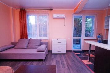 1-комн. квартира, 28 кв.м. на 4 человека, Звездный квартал, Ольгинка - Фотография 2