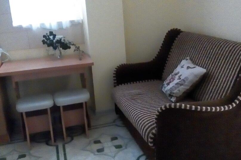 2-комн. квартира, 35 кв.м. на 4 человека, Маратовская улица, 20Е, Гаспра - Фотография 13