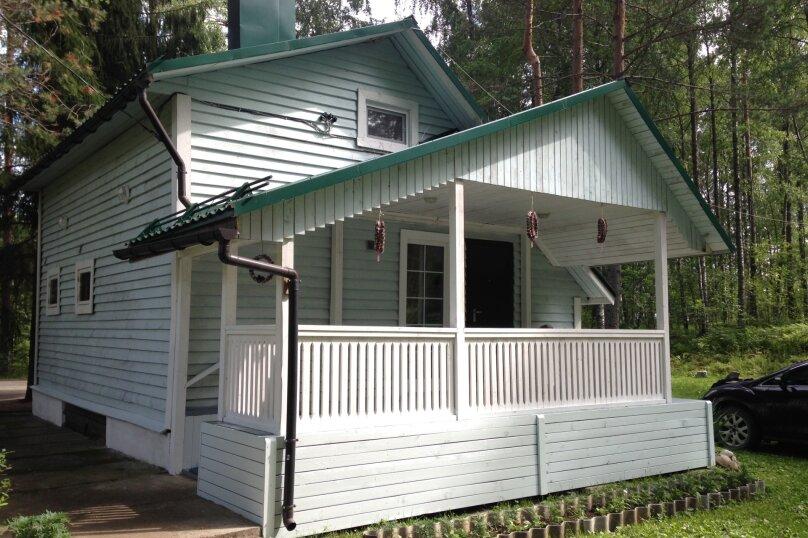 Дом, 70 кв.м. на 6 человек, 2 спальни, Ристалахти, 18, Лахденпохья - Фотография 1