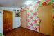 Большой семейный 4-х местный номер 12 с кухней, Бирюзовая улица, Лазаревское с балконом - Фотография 6