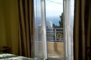 2-комн. квартира, 35 кв.м. на 4 человека, Маратовская улица, Гаспра - Фотография 1