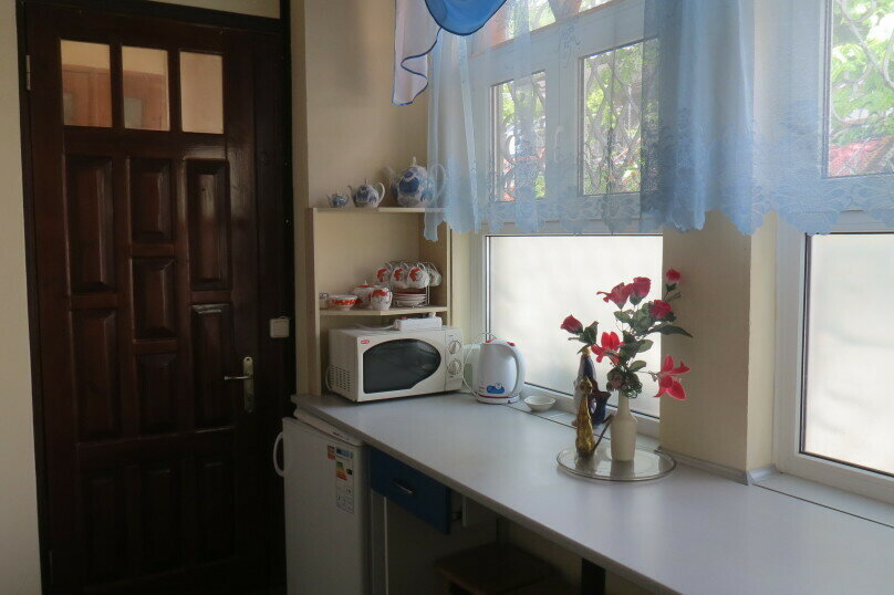 1-комнатная квартира на 4 человека, 1 спальня, улица Пушкина, 34, Евпатория - Фотография 5
