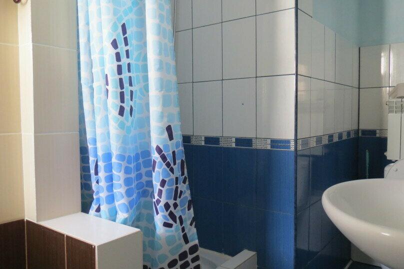 1-комнатная квартира на 4 человека, 1 спальня, улица Пушкина, 34, Евпатория - Фотография 6