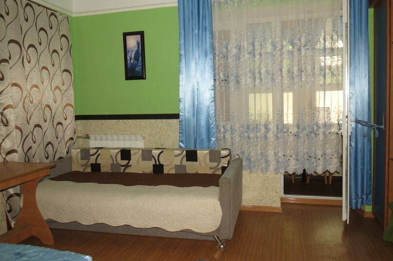 1-комнатная квартира на 4 человека, 1 спальня, улица Пушкина, 34, Евпатория - Фотография 10