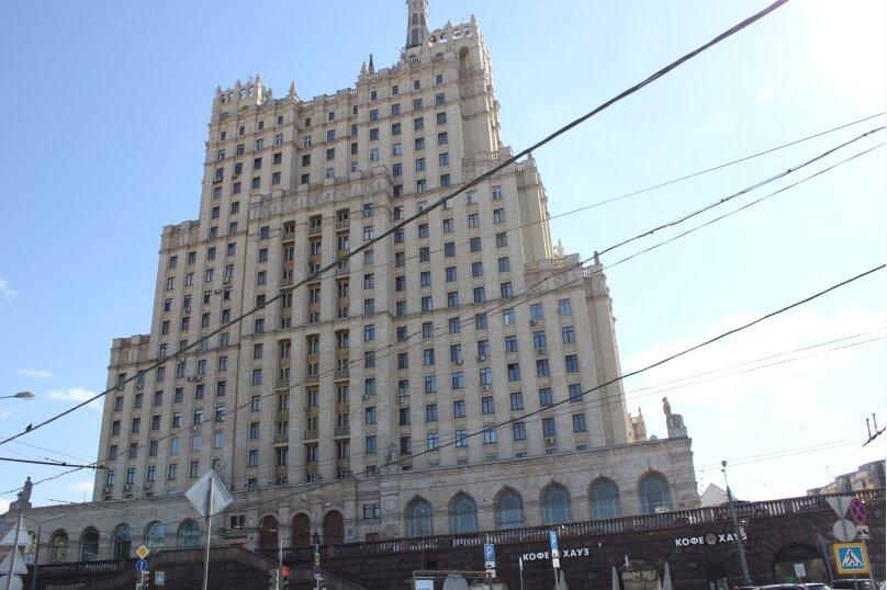 2-комн. квартира, 60 кв.м. на 4 человека, Красная пресня , 12, Москва - Фотография 1