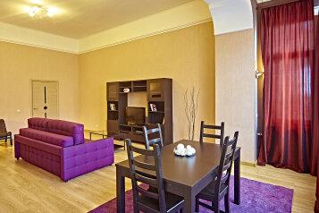 2-комн. квартира, 80 кв.м. на 5 человек, Невский проспект, 77, Санкт-Петербург - Фотография 4
