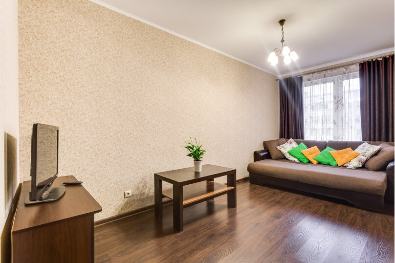 1-комн. квартира, 45 кв.м. на 4 человека, улица Колпакова, 34Б, Мытищи - Фотография 2