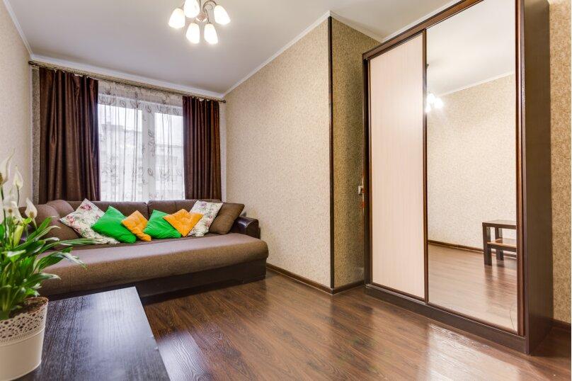 1-комн. квартира, 45 кв.м. на 4 человека, улица Колпакова, 34Б, Мытищи - Фотография 1