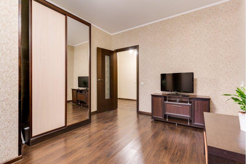 1-комн. квартира, 45 кв.м. на 4 человека, улица Колпакова, 34Б, Мытищи - Фотография 3