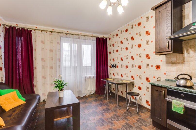1-комн. квартира, 45 кв.м. на 4 человека, улица Колпакова, 34Б, Мытищи - Фотография 5