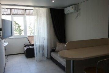 1-комн. квартира, 27 кв.м. на 3 человека, Ревкомовский переулок, 4, Алушта - Фотография 2
