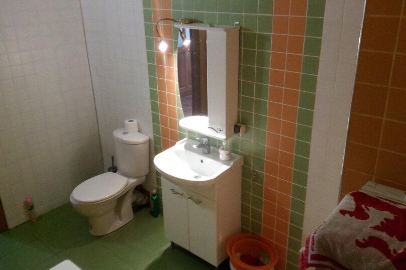 1-комн. квартира, 70 кв.м. на 4 человека, улица Ромашек, 6, Адлер - Фотография 15