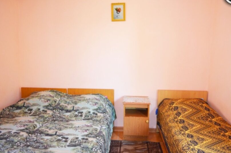 Номер «Комфорт» 3-х местный, улица Бехтерева, 36, Вишневка, Сочи - Фотография 1