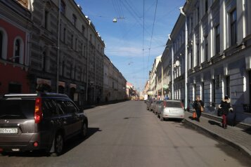 2-комн. квартира, 45 кв.м. на 6 человек, Гороховая улица, Санкт-Петербург - Фотография 2