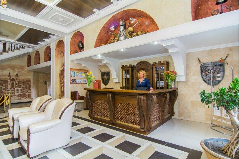 Отель Камелот, улица Алексея Дижа, 18 на 60 номеров - Фотография 8