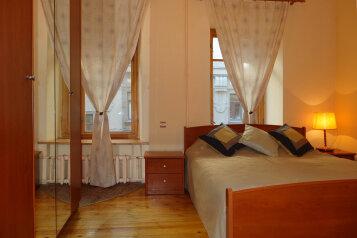 2-комн. квартира, 65 кв.м. на 6 человек, набережная реки Фонтанки, Центральный район, Санкт-Петербург - Фотография 2