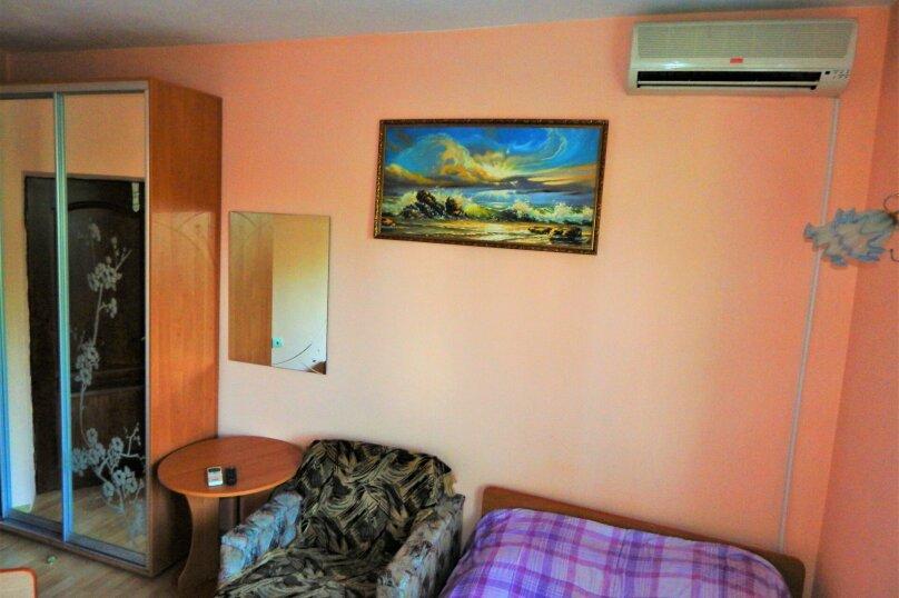 абрикосовый номер, Дачный переулок, 6, Феодосия - Фотография 1