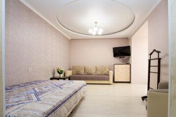 1-комн. квартира, 50 кв.м. на 6 человек, улица имени Пугачёва Е.И., Саратов - Фотография 3