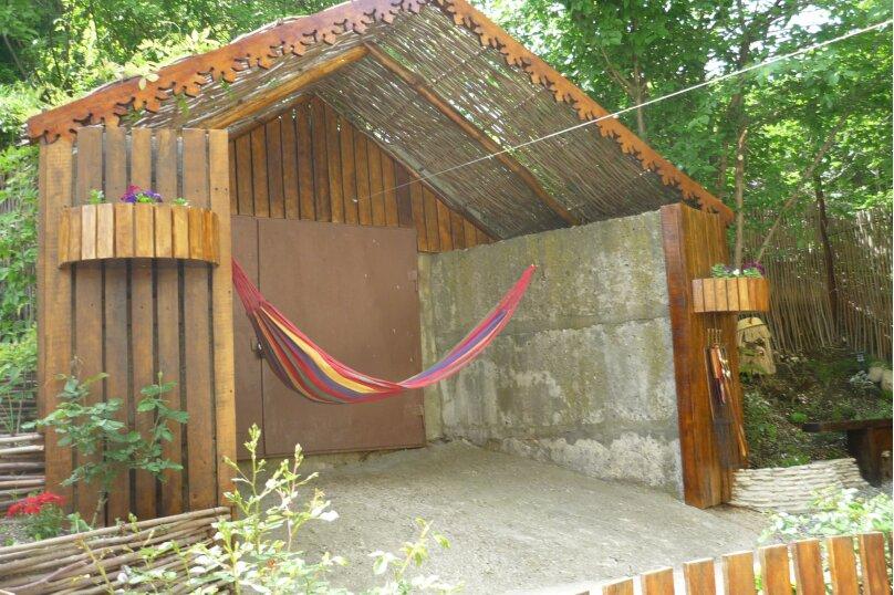 Дом под ключ, 45 кв.м. на 4 человека, 2 спальни, Черноморская улица, 1А, Ольгинка - Фотография 15