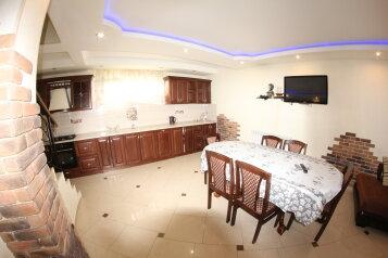Дом для отпуска на Куйбышева трехкомнатный на 8 человек, 120 кв.м. на 10 человек, 3 спальни, Куйбышева, Адлер - Фотография 1