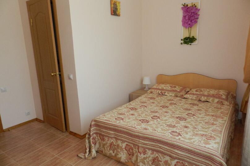 Двухместный номер с 1 двухспальной кроватью, улица Самбурова, 146А, Анапа - Фотография 1