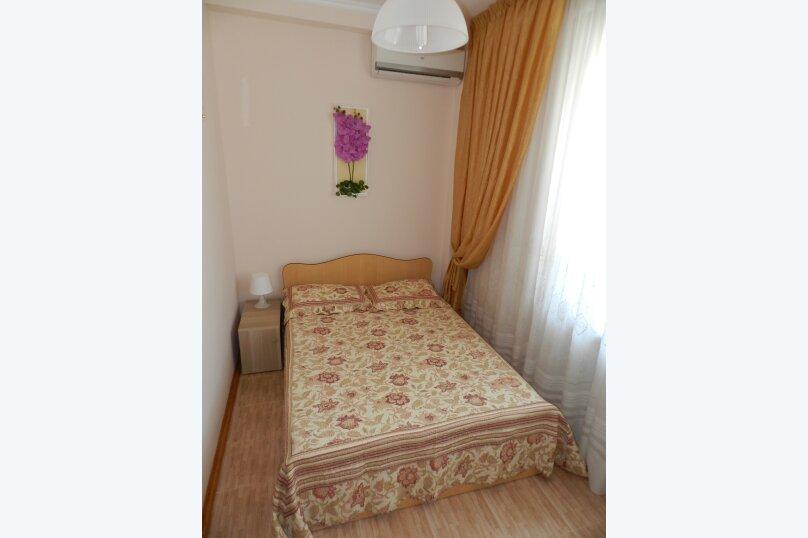 Двухместный номер с 1 двухспальной кроватью, улица Самбурова, 146А, Анапа - Фотография 2