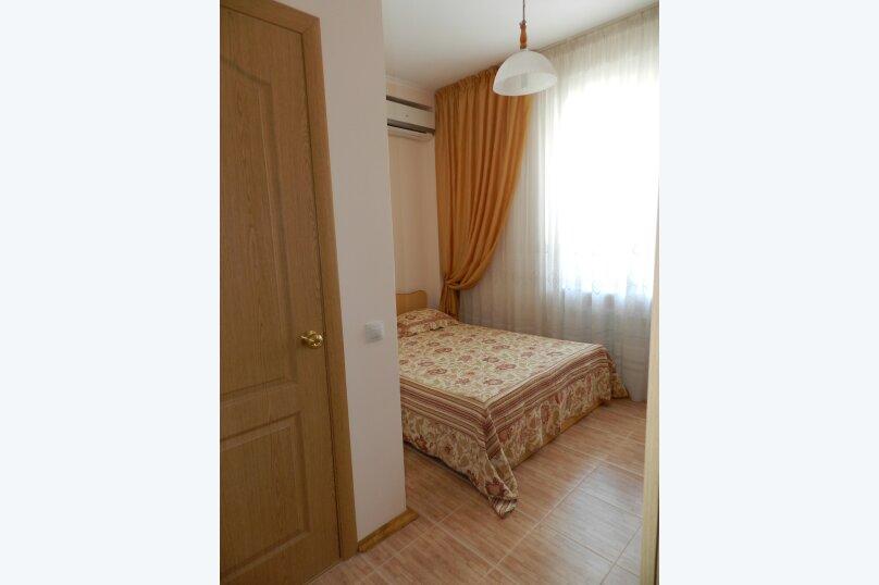 Двухместный номер с 1 двухспальной кроватью, улица Самбурова, 146А, Анапа - Фотография 3