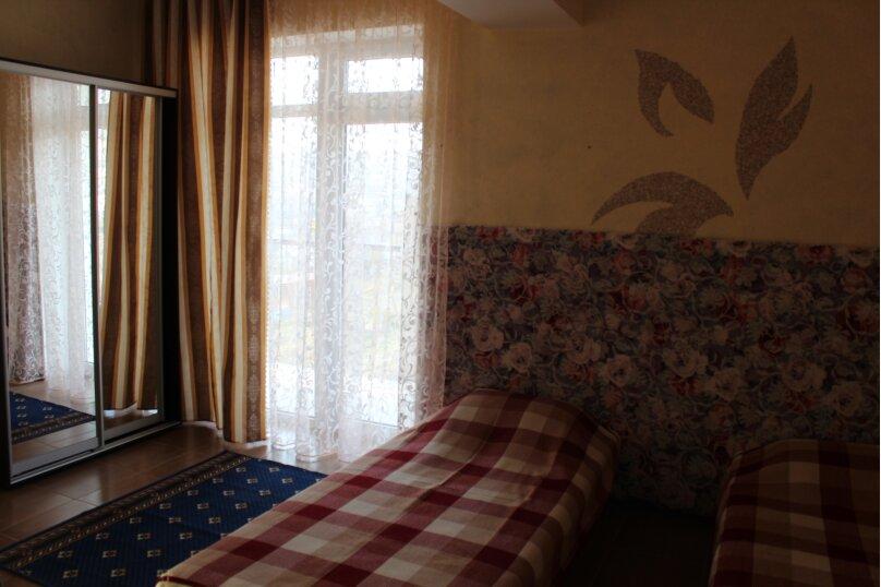 Двухкомнатный  люкс с  двумя  балконами , Ювес, 11, Судак - Фотография 2