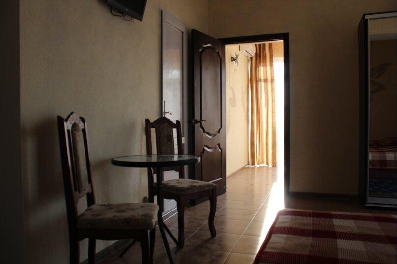 Двухкомнатный  люкс с  двумя  балконами , Ювес, 11, Судак - Фотография 4