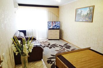 1-комн. квартира, 35 кв.м. на 4 человека, улица Федько, 45, Феодосия - Фотография 1