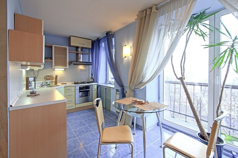 2-комн. квартира, 50 кв.м. на 4 человека, Пушкинская улица, 15, Зарека район, Петрозаводск - Фотография 7
