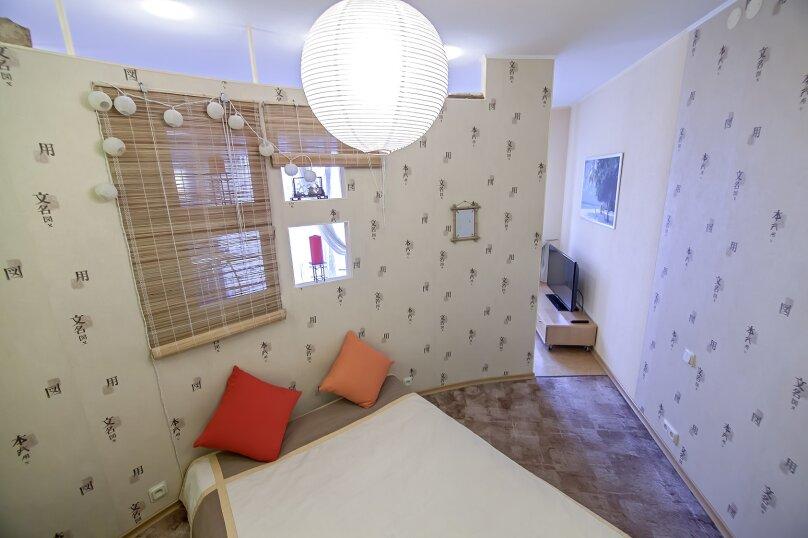 2-комн. квартира, 50 кв.м. на 4 человека, Пушкинская улица, 15, Зарека район, Петрозаводск - Фотография 11