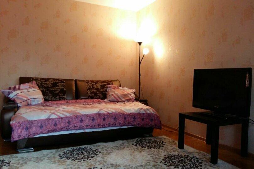 1-комн. квартира, 33 кв.м. на 3 человека, Вольная улица, 1, Москва - Фотография 1