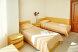 """2-местный номер """"стандарт"""" с совмещённой туалетной комнатой, Тихорецкая улица, Лазаревское с балконом - Фотография 1"""