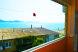 Трехместный номер с балконом  видом на море:  Номер, Стандарт, 4-местный (2 основных + 2 доп), 1-комнатный - Фотография 28