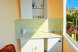 Трехместный номер с балконом  видом на море:  Номер, Стандарт, 4-местный (2 основных + 2 доп), 1-комнатный - Фотография 34