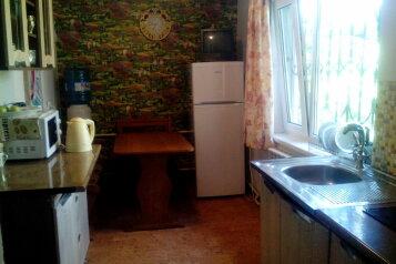 Дом на  3 человек площадью 34 кв.м .Сад!, 34 кв.м. на 3 человека, 1 спальня, улица Ленина, Феодосия - Фотография 4
