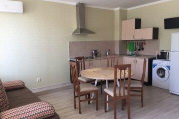 1-комн. квартира, 50 кв.м. на 6 человек, мкр.горизонт, 88, Ольгинка - Фотография 1