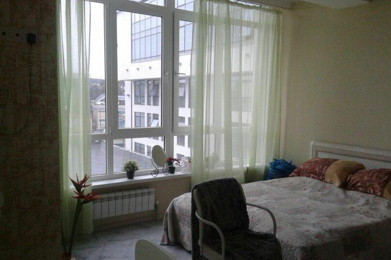 1-комн. квартира, 35 кв.м. на 4 человека, Демократический переулок, 4, Адлер - Фотография 1