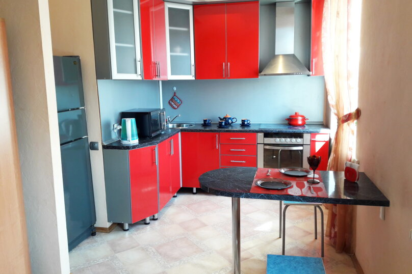 2-комн. квартира, 36 кв.м. на 5 человек, улица Космонавтов, 4, Междуреченск - Фотография 4