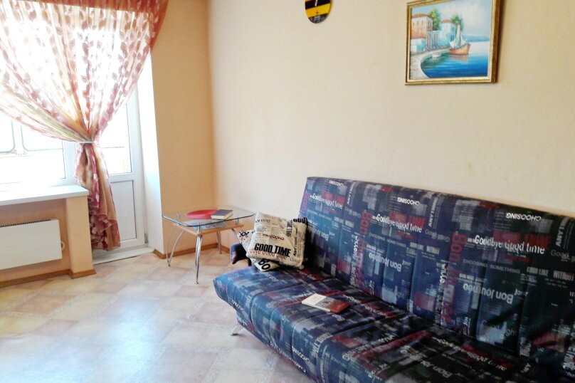 2-комн. квартира, 36 кв.м. на 5 человек, улица Космонавтов, 4, Междуреченск - Фотография 8