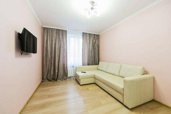 2-комн. квартира, 55 кв.м. на 5 человек, Тихвинская улица, 3к1, Москва - Фотография 1
