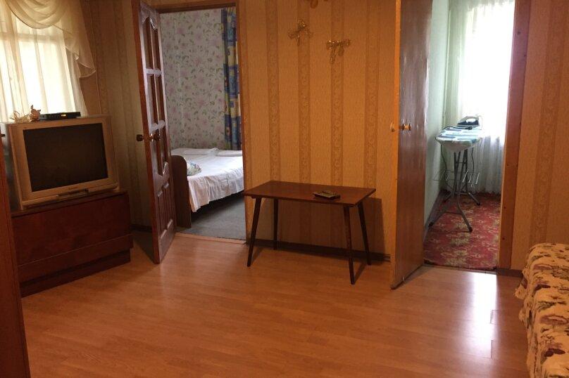2-комн. квартира, 47 кв.м. на 6 человек, улица 50 лет СССР, 5, Хоста - Фотография 3